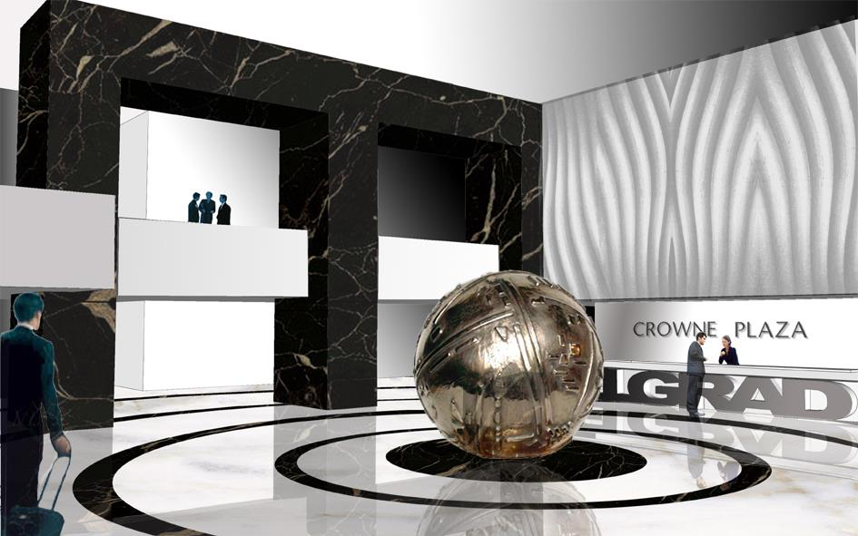 Hotel Crowne Plaza Belgrado